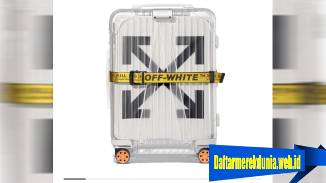 Rimowa X Koper Off-White