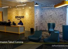 Amazon Takut Corona
